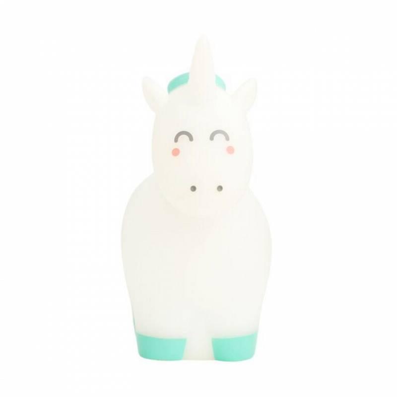L mpara unicornio mr wonderful - Lamparas el corte ingles ...