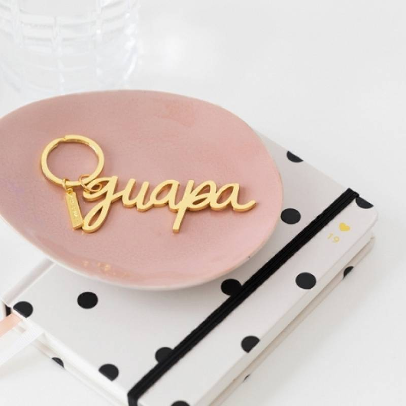 LLAVERO GUAPA. CHARUCA.