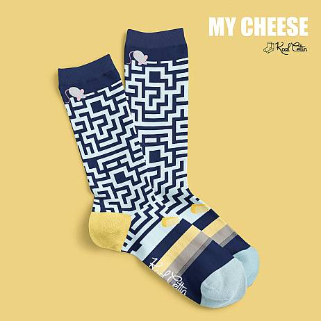 CALCETINES MY CHEESE.