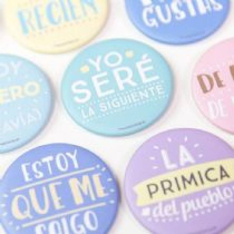 CHAPAS MR.WONDERFUL FESTIVAS PARA BODAS, BODORRIOS Y FIESTORROS.