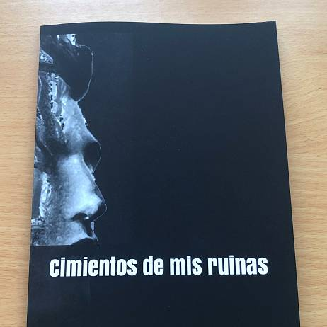 LIBRO CIMIENTOS DE MIS RUINAS.