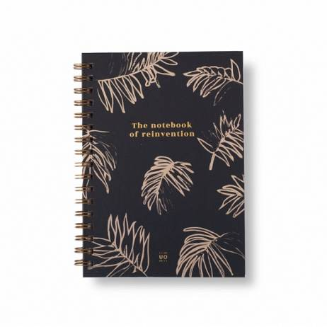 LIBRETA THE NOTEBOOK OF REINVENTION