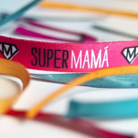 PULSERA SUPER MAMÁ