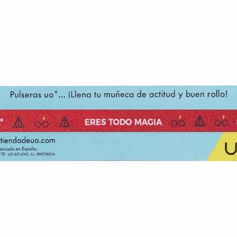 PULSERA ERES TODO MAGIA.