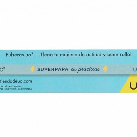 PULSERA, SUPERPAPÁ EN PRÁCTICAS.