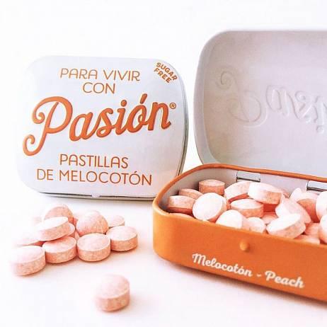 PASTILLAS PARA VIVIR CON PASIÓN