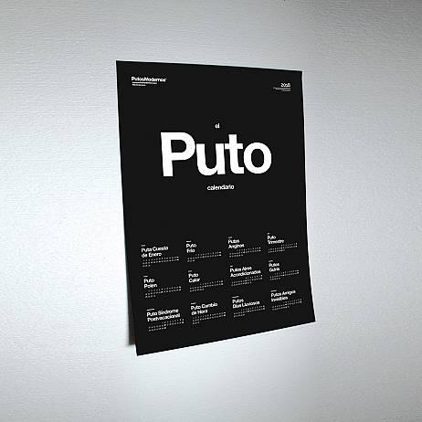 EL PUTO CALENDARIO.