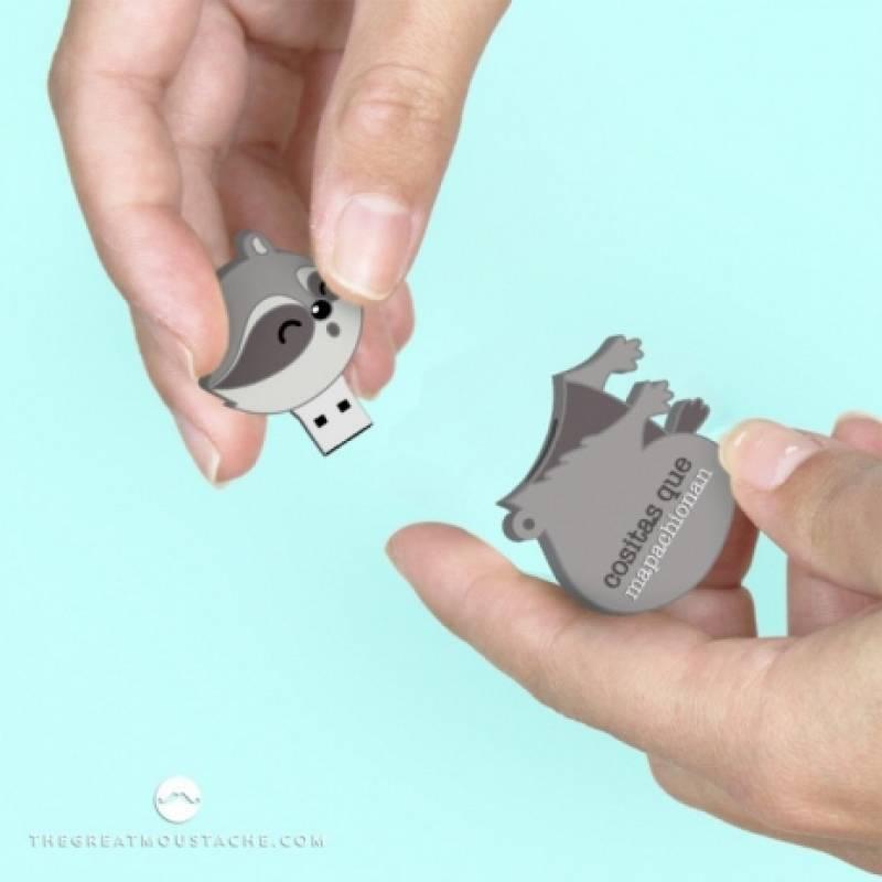 USB MAPACHE. 8GB