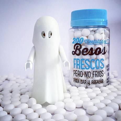 PASTILLAS MÁGICAS, BESOS FRESCOS PERO NO FRIOS.