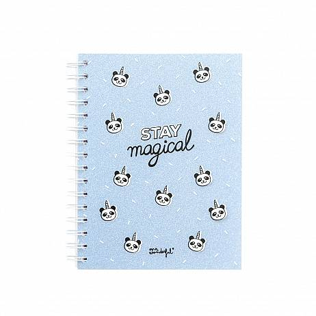 LIBRETA STAY MAGICAL. MR. WONDERFUL.