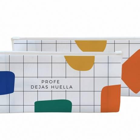ESTUCHE PROFE DEJAS HUELLA